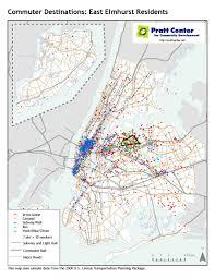 Jfk Airtrain Map Transportation Equity Atlas Pratt Center For Community Development