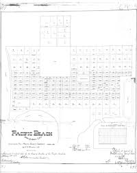 Mesa College Campus Map Original 1887 Pb Map Another Side Of History