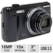 vr 340 olympus olympus vr 340 digital 16 megapixels 1 2 3 ccd 3 lcd 10x