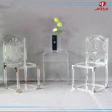 the wind chinese acrylic tables and chairs set can be customized
