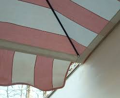 Vintage Travel Trailer Awnings Vintage Awnings Pictures Of A 6 U0027 X 6 U0027 Arched Up Vintage Trailer