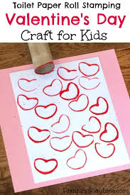 cute valentine u0027s day craft for kids planning playtime