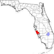 Map Venice Florida by File Map Of Florida Highlighting Sarasota County Svg Wikimedia