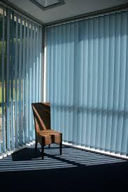 vertical blinds pvc sun protection blue line pvc system
