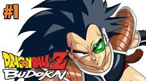 dragonball z budokai gameplay walkthrough episode 1 its over 9000