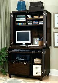 Home Office Desk Armoire Armoire Office Desk Abolishmcrm