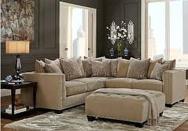 cindy crawford living room sets cindy crawford living room picture of home road 2 sectional from