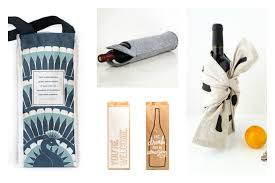 wine as a gift 7 creative easy ways to wrap wine as a gift cool eats