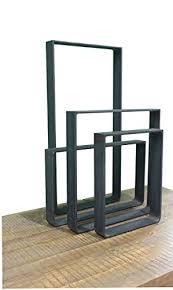 Table Legs Com Amazon Com Steel Leg 1 Set Metal Leg Table Leg Set Of Legs