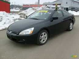 2006 honda accord ex coupe 2006 nighthawk black pearl honda accord ex coupe 26549207