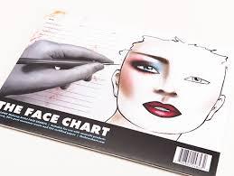 Books For Makeup Artists Face Charts Makeup Artists Mugeek Vidalondon