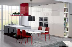Modern Kitchen Table Sets by Beautiful Red Kitchen Table Chairs With Retro Home Decor Kitschy