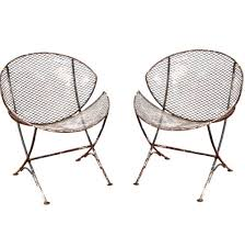 Outdoor Mesh Furniture by Wire Outdoor Furniture