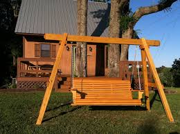 how to build a patio swing frame instruction u2014 jbeedesigns outdoor