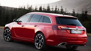 opel insignia trunk space the 2017 opel insignia wagon will make you want to buy a buick