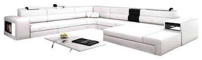 lovely white sectional leather sofa design u2013 gradfly co