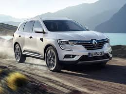 renault kuwait 2017 renault koleos previewed before debut drive arabia