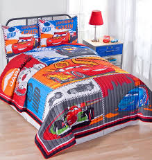 Cars Duvet Cover Cars 2 Quilt Set In Twin And Full Queen Sets