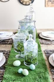 Apothecary Jars Decorated For Easter by Apothecary Jar Terrarium Easter Centerpiece Bless U0027er House