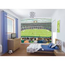 contemporary ideas football wall mural awesome design high