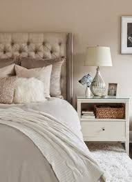 style me pretty bedrooms beige walls beige wall color three