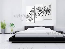 tableau de chambre chambre à coucher décoration tableaux papiers peints stickers
