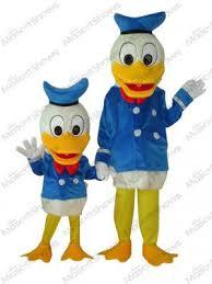 donald costume child and donald duck plush mascot costume mascotshows