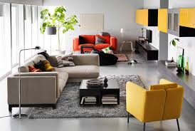Ikea Living Room Chairs 20 Advices From Ikea On How To Decorate Small Living Rooms