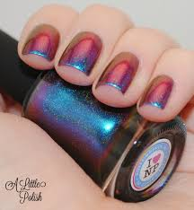 a little polish i love nail polish birefringence