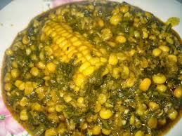 bonne cuisine camerounaise sanga au maïs cuisine camerounaise