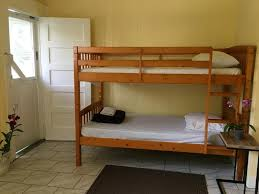 Bunk Beds Hawaii Kona Downtown Small Dormitory 4 Bed Pineapple Park Hostels Hawaii
