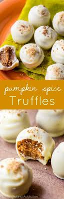 how to make pumpkin spice truffles a must make easy recipe for