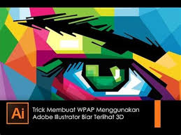 video tutorial wpap collection of tutorial video how to make wpap in adobe illustrator