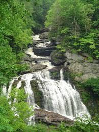 North Carolina waterfalls images Waterfalls in franklin nc jpg