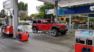jeep station wagon 2018 2018 jeep wrangler unlimited rubicon spotted in the metal