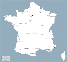 Blank Map Of Western Europe by France Free Maps Free Blank Maps Free Outline Maps Free Base Maps