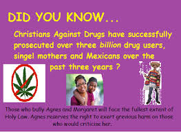 christians against drugs home facebook