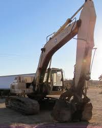 1988 john deere 790 d lc excavator item 3556 sold novem