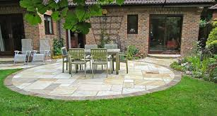 Patio Designs Garden Patio Designs Circular Tiles Meeting Rooms