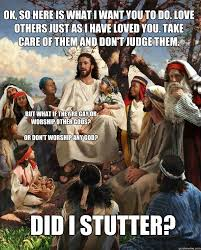 Cool Jesus Meme - did i stutter humorous pinterest meme amen and truths