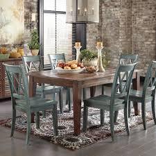 michaela dark brown dining set get 2 arm chairs free u2013 jennifer