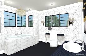 master bathroom design linda u0027s dream house 2nd floor plan and master bathroom design