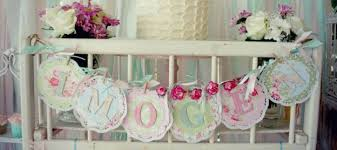 shabby chic baby shower ideas shabby chic baby shower baby showers ideas