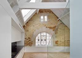 Modern Warehouse Design by Emrys Architects Turned Two 19th Century London Warehouses Into