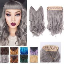 invisible line hair extensions weft synthetic hair extensions ebay