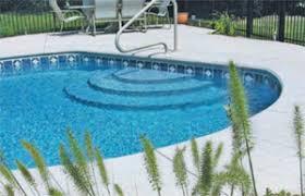 wedding cake pool steps services littleton pools