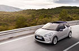 new citroen new citroën ds3 cabrio