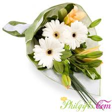gerbera bouquet philgifts and gerbera bouquet