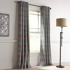 Pier One Paisley Curtains by Ankari Teal Grommet Curtain Pier 1 Imports