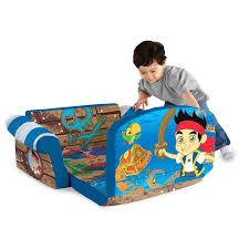toddler sofa furniture jake neverland pirate flip out open kid